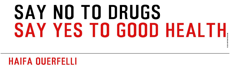 Say No To Drugs London Street Sign Writer 187 My Fun