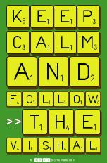 Keep Calm And Follow >>The Vishal