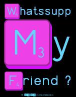 Whatssupp My Friend ?
