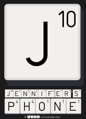 J JENNIFER
