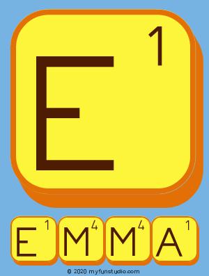 E EMMA