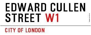 Edward Cullen Street