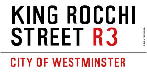 King Rocchi Street