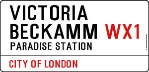 Victoria  Beckamm