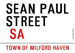 Sean Paul STREET